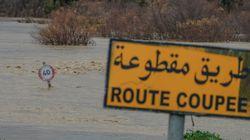 Fortes intempéries au Sud de la Tunisie: Des corps retrouvés et le délégué de la nouvelle Matmata porté