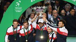 Tennis - La France remporte la Coupe