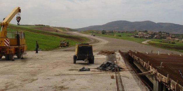 Le tronçon autoroutier Bouira-Lakhdaria livré totalement d'ici mai