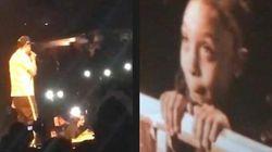 Jay-Z interrompt son show pour délivrer ce message inspirant à une petite