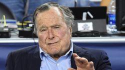 George H.W. Bush accusé d'agression sexuelle sur une