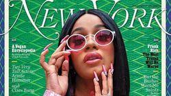 Hassan Hajjaj signe la couverture du dernier numéro du New York Magazine avec Cardi