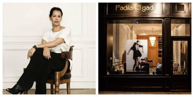 Fadila El Gadi investit la capitale économique du