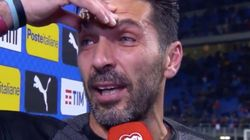 Buffon fait ses adieux en larmes à sa carrière