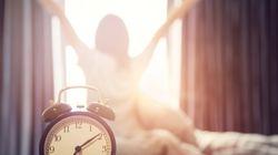 Pourquoi vous devriez vraiment essayer de vous lever une heure plus tôt chaque