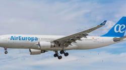 Air Europa lance en décembre deux vols hebdomadaires