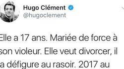 Un journaliste français se fait recadrer après un tweet sur le
