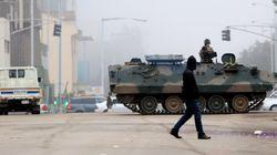 Zimbabwe: l'armée intervient, le sort de Mugabe pas très