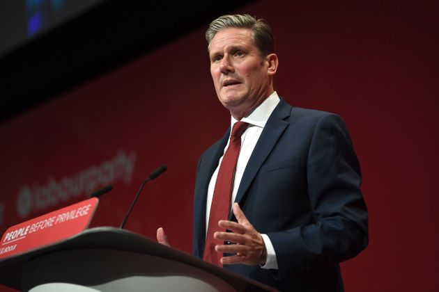 Keir Starmer Says It Is Obvious Labour Will Eventually Commit To Remain