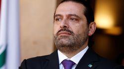 Saad Hariri, le Premier ministre du Liban, suspend sa