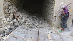 Séisme en Iran: le bilan s'alourdit à 328