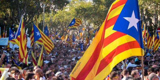 The National Day of Catalonia or La Diada Nacional de Catalunya is celebrated every September 11th, a...