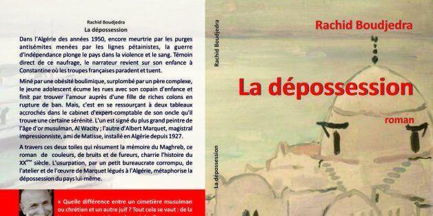 SILA: Rachid Boudjedra signera
