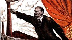 Révolution d'Octobre: la chute