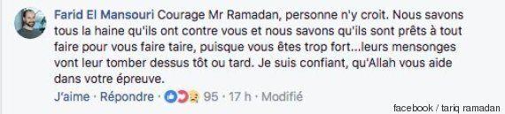 Tariq Ramadan se dit