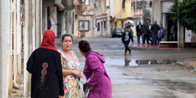 Fethi Belaid/AFP/Getty