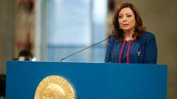Wided Bouchamaoui et l'égalité homme/femme: Son discours à la Conférence des femmes de la Francophonie à