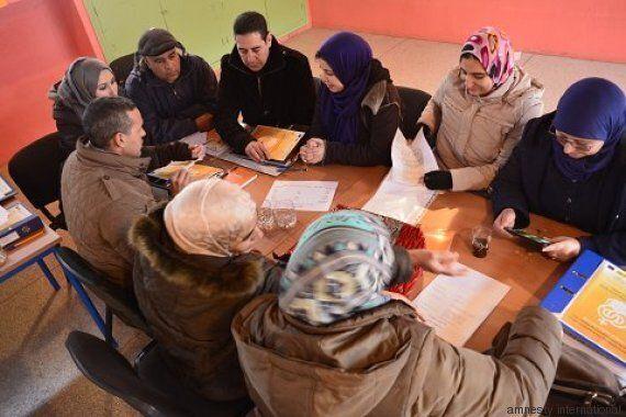 A Beni Mellal, Amnesty International pilote un projet éducatif sur l'égalité des