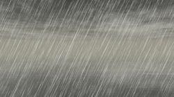 Averses orageuses au Centre et à l'Est du pays