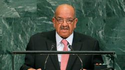 À l'attention du ministre algérien des Affaires