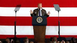 Trump met en garde la Corée du Nord au 1e jour de sa tournée en