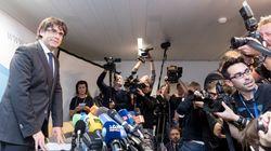 Puigdemont et ses conseillers se sont rendus à la police