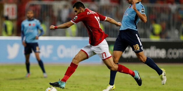 Soccer Football - CAF Champions League - Final - Al Ahly vs Wydad Casablanca - Borg El Arab Stadium,...