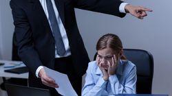 Harcèlement moral au travail: Donner de la lumière à une souffrance