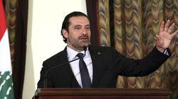 Le premier ministre libanais, Saad Hariri, annonce sa démission-surprise depuis
