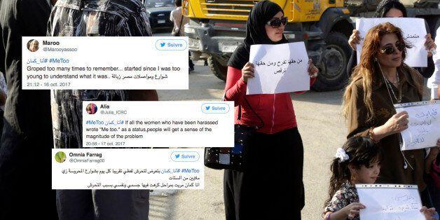Après le hashtag #MeToo, les femmes arabes aussi expriment leur ras-le-bol avec