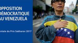 Le Parlement européen décerne son Prix Sakharov 2017 à l'opposition