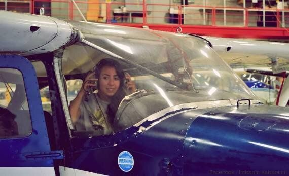 Ibtissam Kaissoumi, la jeune maroco-canadienne qui se rêve première femme astronaute