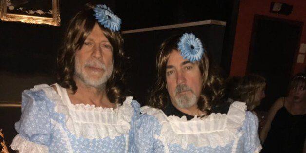 Les costumes de Halloween sont déjà de sortie à