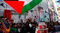 Palestine: Banksy organise une