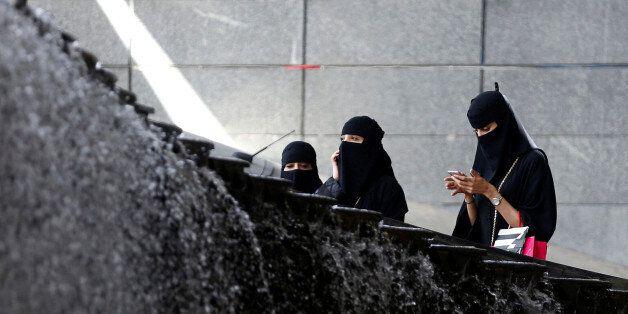 Saudi women take part in Glowork exhibition in Riyadh, Saudi Arabia September 28, 2017. REUTERS/Faisal...