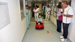 Les voiturettes pour enfants malades volées au Mans ont été