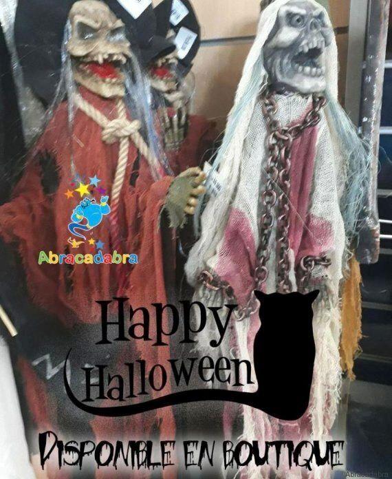 Tunisie: Les meilleurs déguisements d'Halloween disponibles dans différents