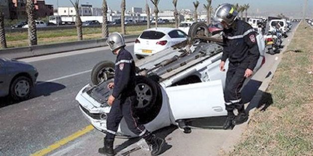 Accidents de la circulation: 24 morts et 43 blessés en 48