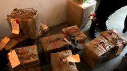 Deux Marocains arrêtés en France pour avoir transporté 2,3 tonnes de