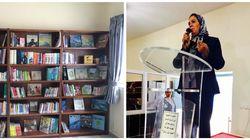 Dans la préfecture de M'diq-Fnideq, Latifa Ibn Ziaten inaugure quatre bibliothèques