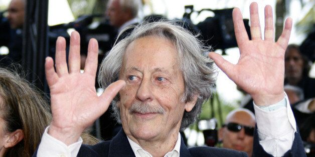French actor Jean Rochefort arrives for the screening of French director Nicole Garcia's in-competition...