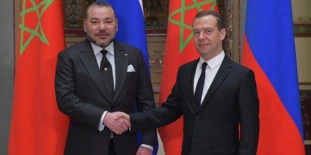 Medvedev au Maroc: Onze accords signés pour renforcer le partenariat stratégique