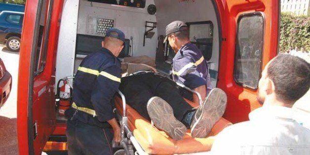 Marrakech: Un conducteur fonce dans la foule et blesse légèrement 11