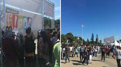 FIBDA: pas d'ouverture sans le ministre, le public a dû