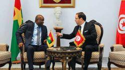 En marge des Rencontres Africa 2017, le Premier ministre burkinabé reçu par Youssef