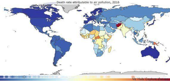 Quel air respire-t-on en Tunisie? Cette étude y