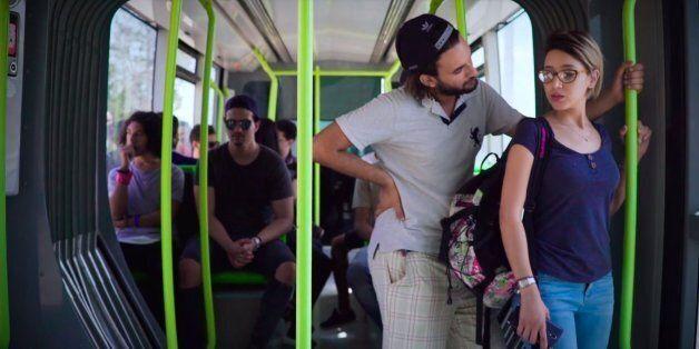 Tunisie: Vous êtes harcelées sexuellement dans les transports en commun? Cette vidéo vous appelle à