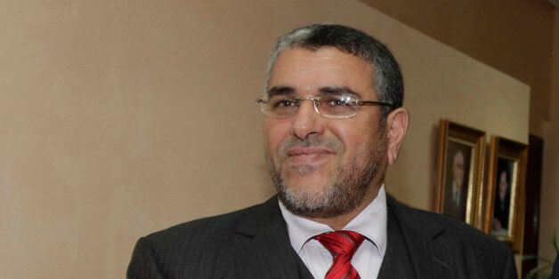 Newly appointed Moroccan Minister for Justice and member of the Islamist Justice and Development Party...