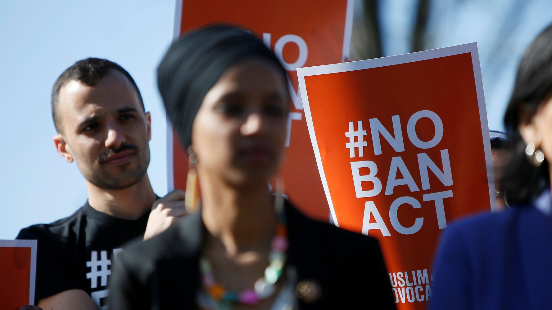Westlake Legal Group 5d892d122300009705d678f5 NOW UP: Nearly 3 Years Later, Congress Finally Holds First Muslim Ban Hearing