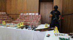 La valeur de la cocaïne saisie lundi par le BCIJ s'élève à près de 26 milliards de dirhams